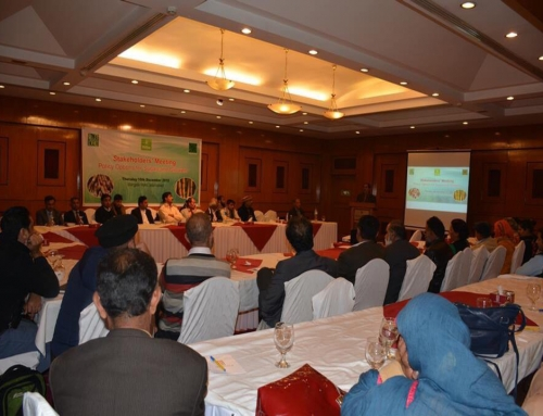 Sugarcane Stakeholders Meeting: Policy Options for Sugarcane Growers