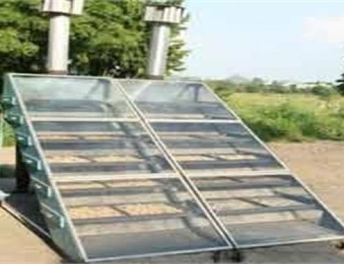 Solar Dryer Training